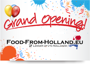 Grand Opening - FoodFromHolland - News Blog