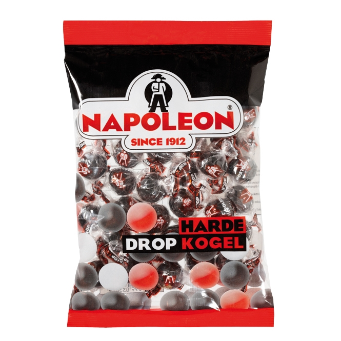 Napoleon Harde Dropkogels 1