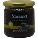 Biologische Chocolade Pasta - Smaakt 375 gr