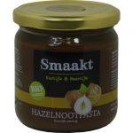 Biologische Hazelnoot Pasta - Smaakt 375 gr