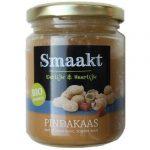 Biologische Pindakaas zonder zout crunchy  - Smaakt 340 gr