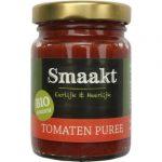 Biologische Tomaten Puree - Smaakt 106 gr
