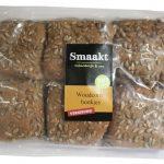 Biologische Woudkorn Bonkjes - Smaakt 6 stuks