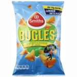 Bugles Nacho Cheese Smiths Chips