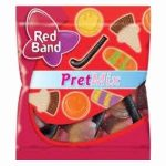 Red band Pret Mix