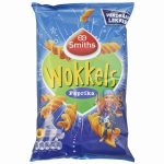 Wokkels Paprika Smiths Chips