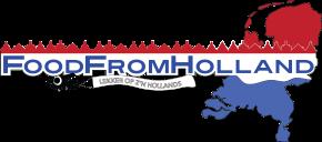 FoodFromHolland.eu - Logo- Hollandse Boodschappen bestellen?